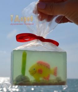 Мыло Рыбка в море