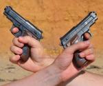 Мыло Пистолет большой 3D